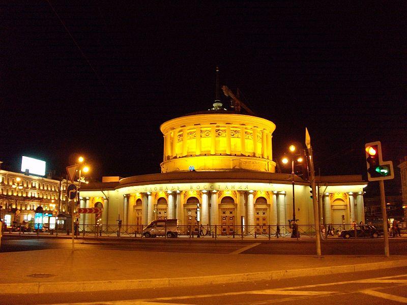 Площадь Восстания, фото Barna Rovacs