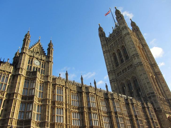 Парламент в Вестминстерском дворце