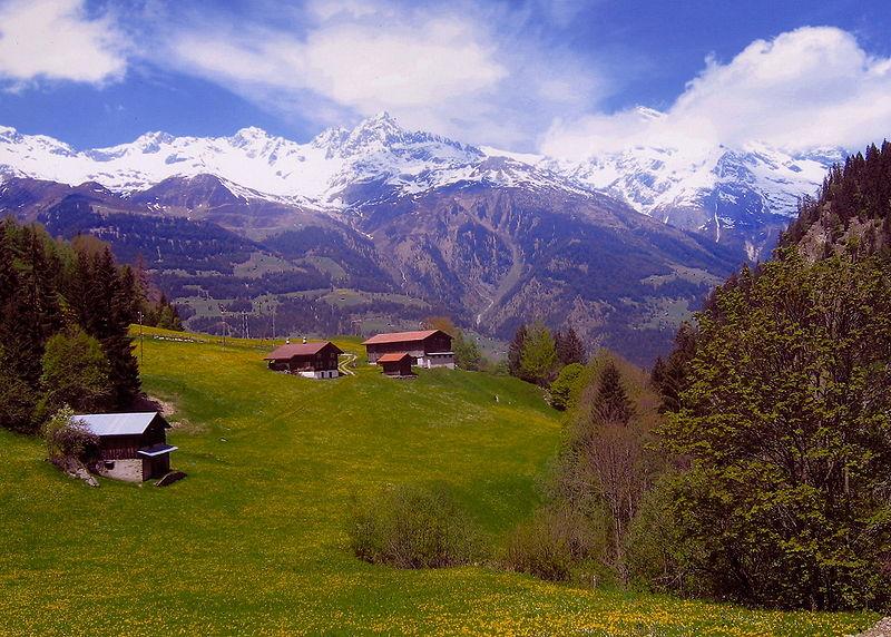 Портас, Граубюнден, Швейцария