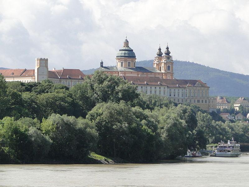 Мелк с Дуная