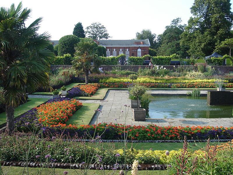 Кенсингтонские сады, фото Edwardx / Wikimedia Commons