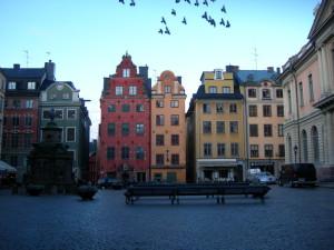 Сторторгет, Старый город Стокгольма