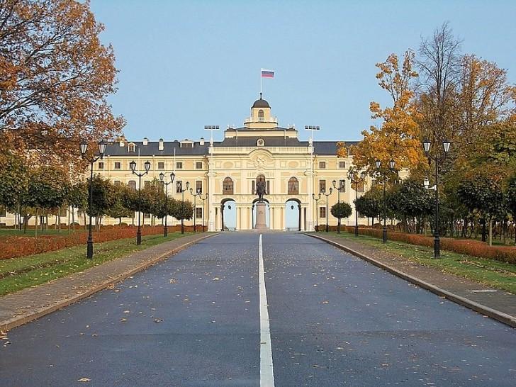 Константиновский дворец в Стрельне, Россия
