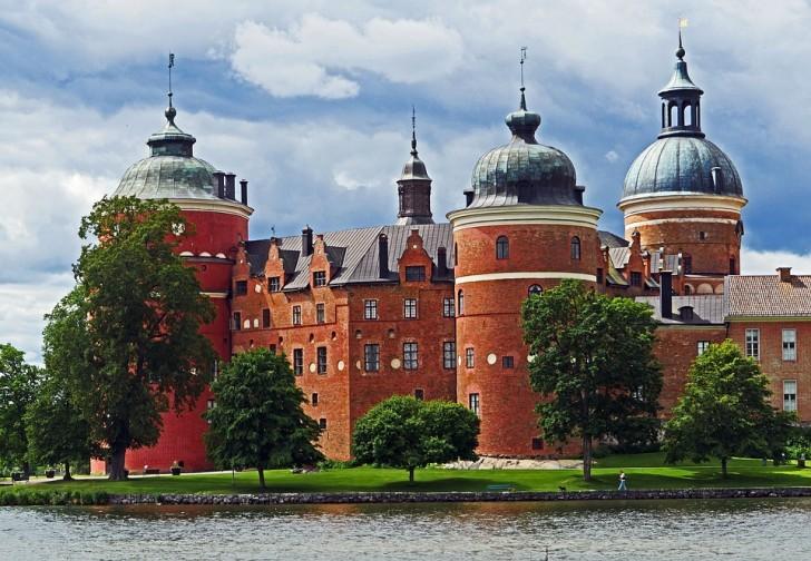 Грипсхольм, Швеция