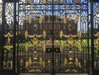 Кенсингтонский дворец Лондон