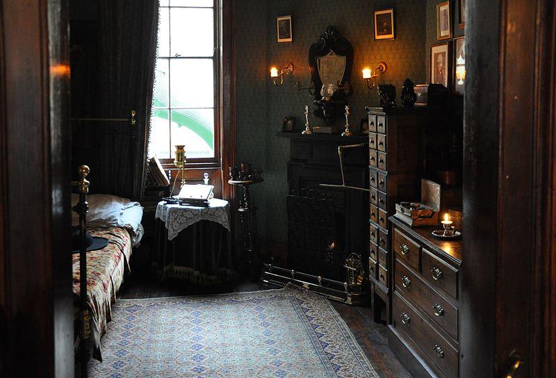 Спальня Ватсона