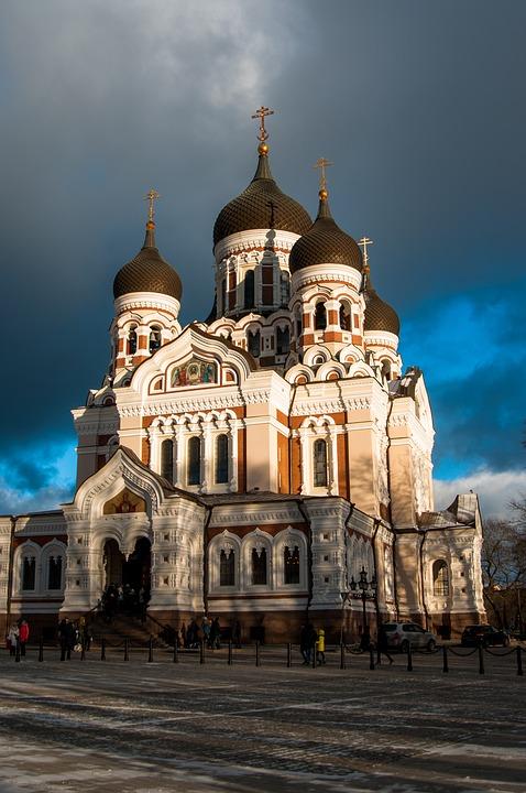 Собор Александра Невского, Таллин