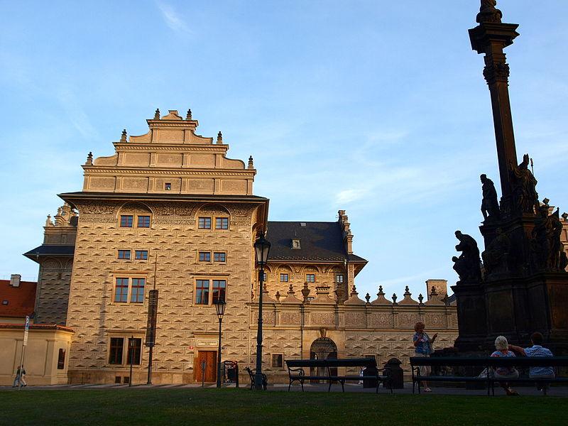 Шварценбергский дворец