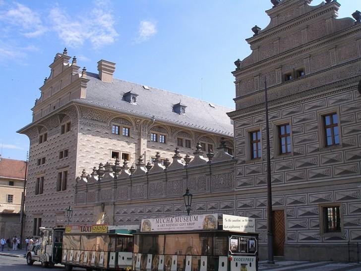 Шварценбергский дворец, Прага
