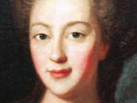 Екатерина Николаевна Орлова, портрет работы Ф.С. Рокотова
