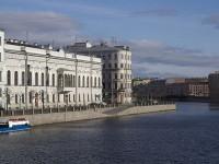 Музей Фаберже, Шуваловский дворец на Фонтанке