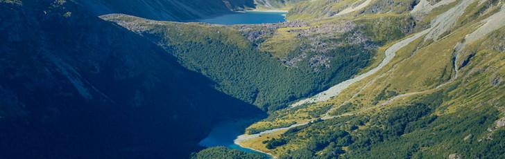 Голубое озеро — чистейшее на Земле