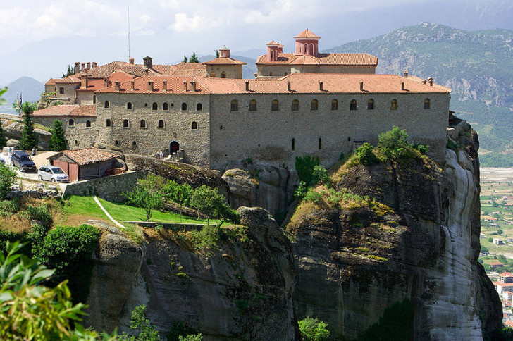 Монастырь Святого Стефана, Метеоры