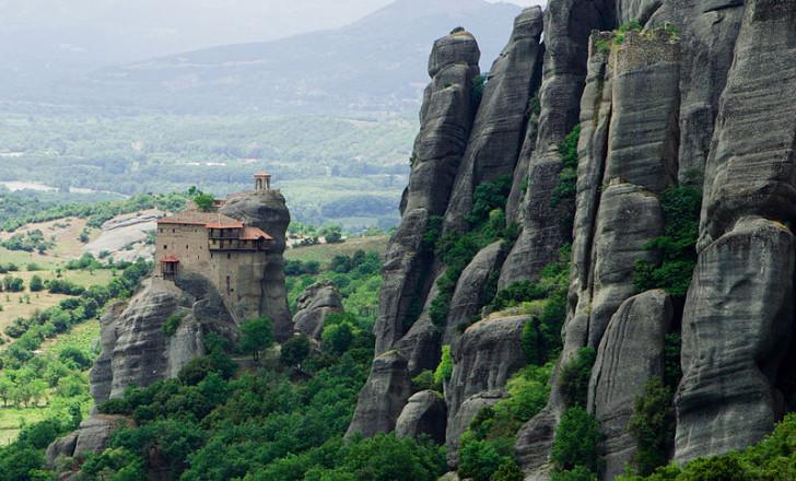 Монастырь Святого Николая Анапавсоса