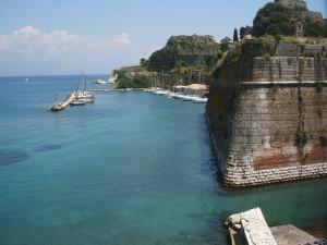 Корфу, Старая венецианская крепость