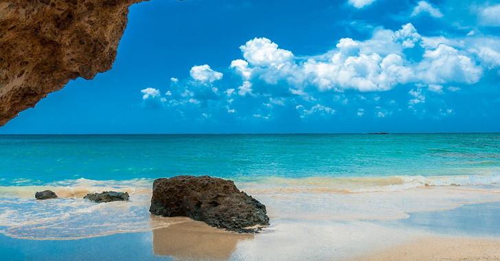 Погода на Крите летом