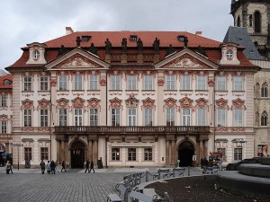 Дворец Кинских, Прага