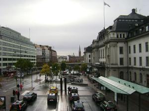Центральный вокзал Стокгольма