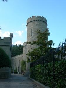 Воронцовский дворец, Башня