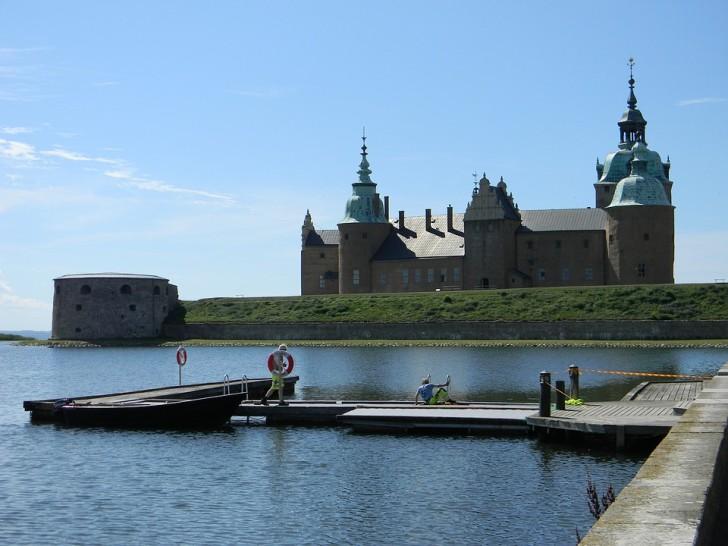 Кальмарский замок, Швеция