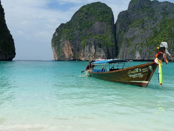 Пхи-Пхи, Таиланд
