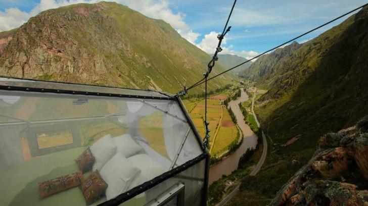 Skylodge Adventure Suite в Перу