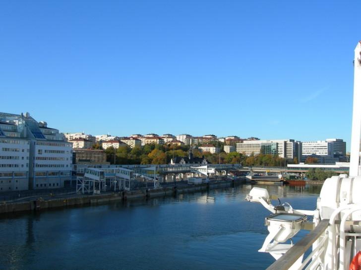 Порт Стокгольма