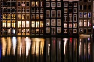 Амстердам, каналы