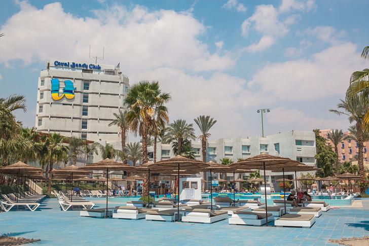 "Эйлат, отель ""Coral Beach"""