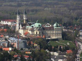 Клостернойбург, Вена, фото Bwag