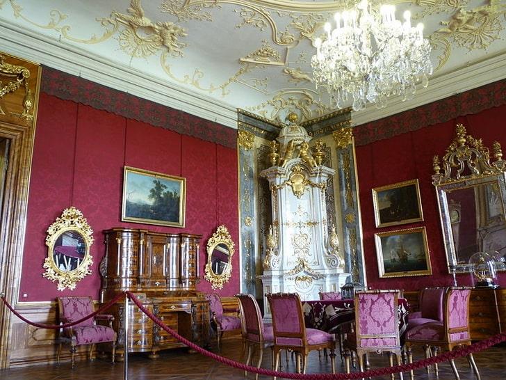 Императорские апартаменты, Клостернойбург