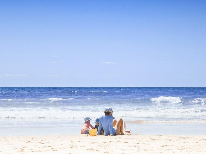 С детьми на море - что нужно взять с собой?