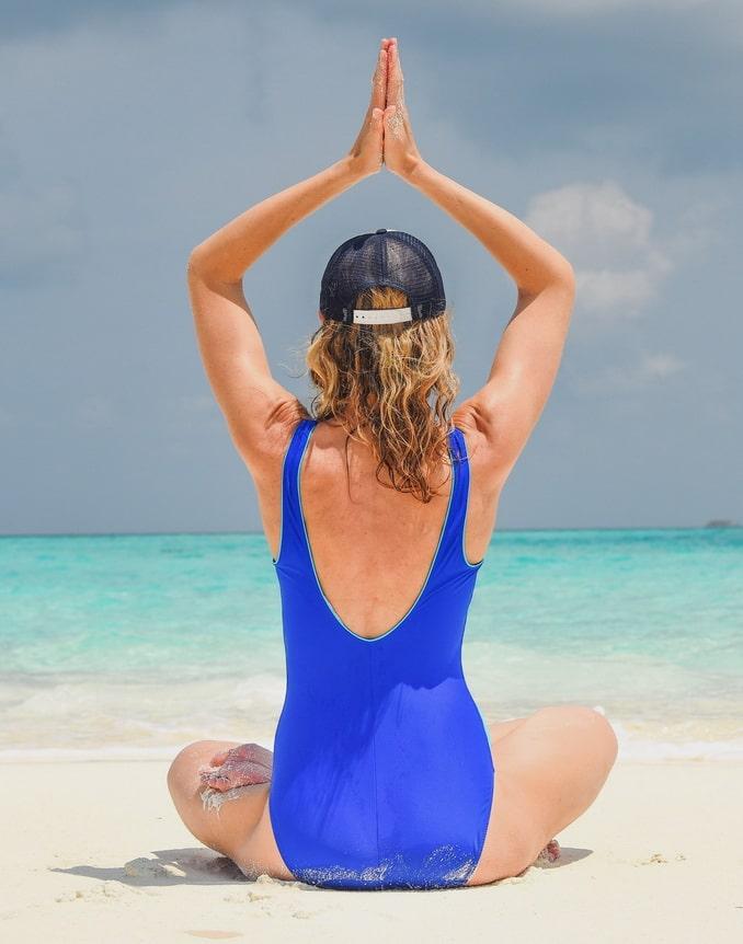 Йога на море - необходимая вещь