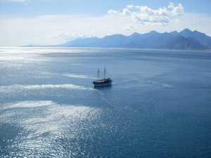 Анталия, море