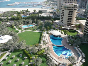 Курорт в Дубае
