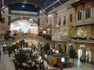 Mercato Shopping Mall в Дубае