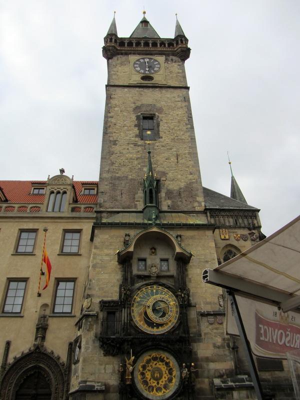 Старая Ратуша, Прага, Чехия