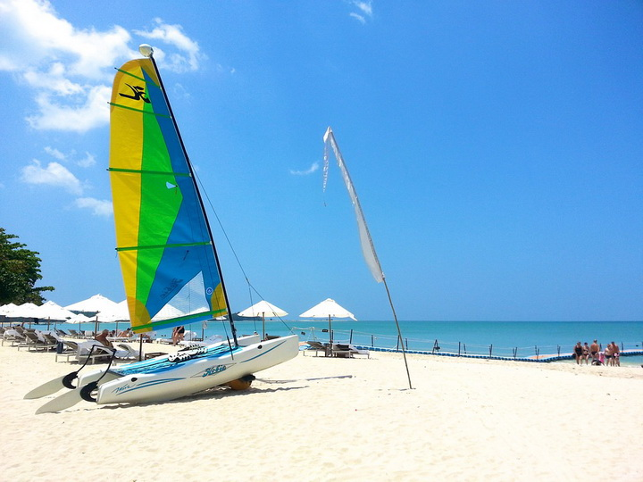 Пхукет и лодки - отдых на море