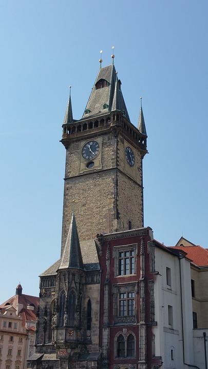 Старая ратуша в Праге