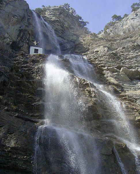 Водопад Учан-Су, Крым