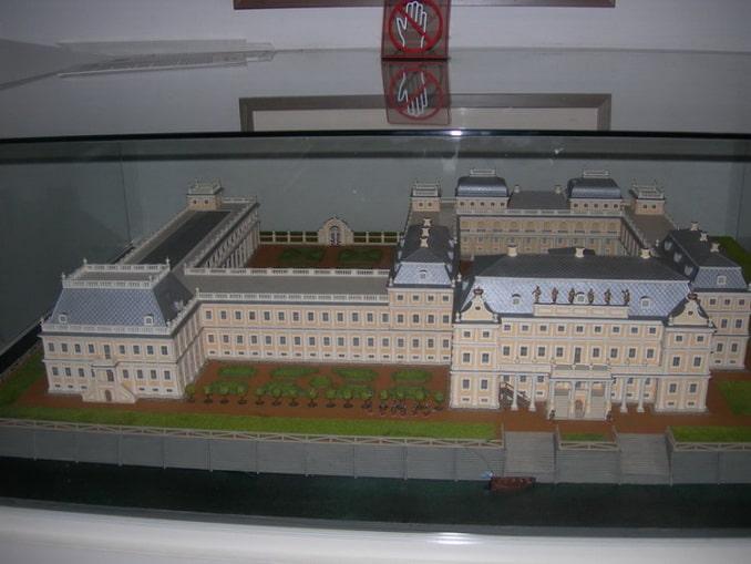 Меншиковский дворец - Кадетский корпус