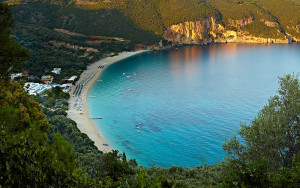 Пляж Лихнос