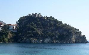 Замок в Парге