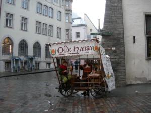 Лакомства у Старой ратуши