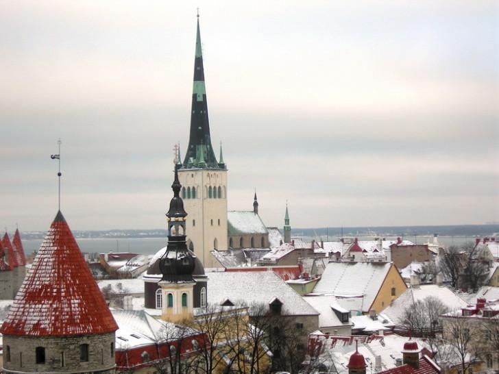 Старый город Таллина, Рождество