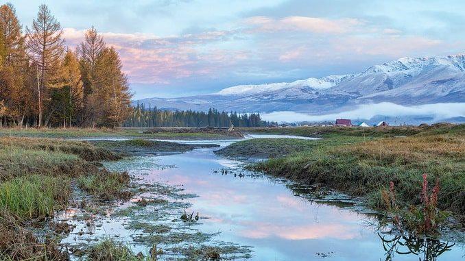 Горный Алтай, Россия