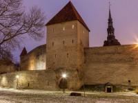Зимний Таллин