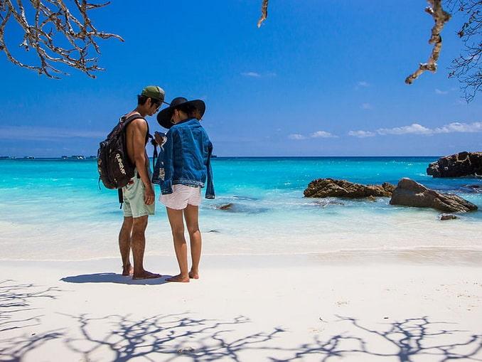 Остров Тачай, Симиланский архипелаг