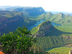 Blyde River Canyon, фото Wikimedia Commons