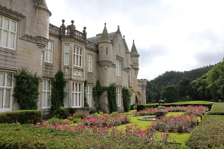 Замок Балморал, Великобритания